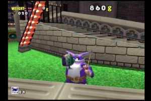 Sonic Adventure - Big the Cat