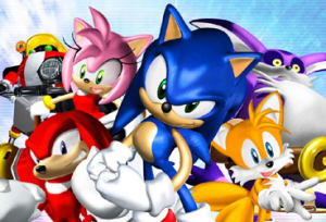 Sonic Adventure - cast
