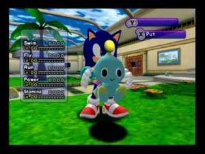 Sonic Adventure - Chao Garden