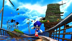 Sonic Adventure - Windy Valley