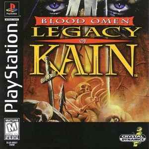 Blood Omen Legacy of Kain - cover