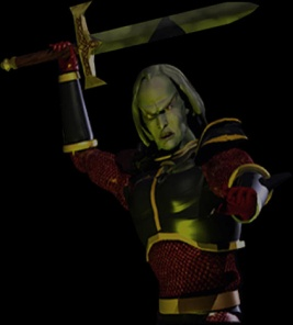 Blood Omen Legacy of Kain - Kain 1