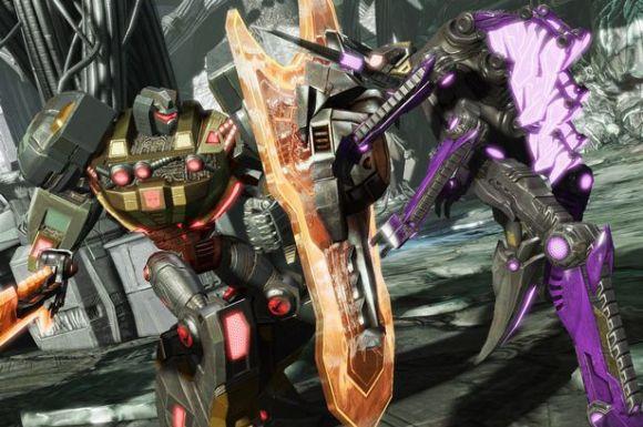 Transformers-+Fall+of+Cybertron+-+Grimlock+shield
