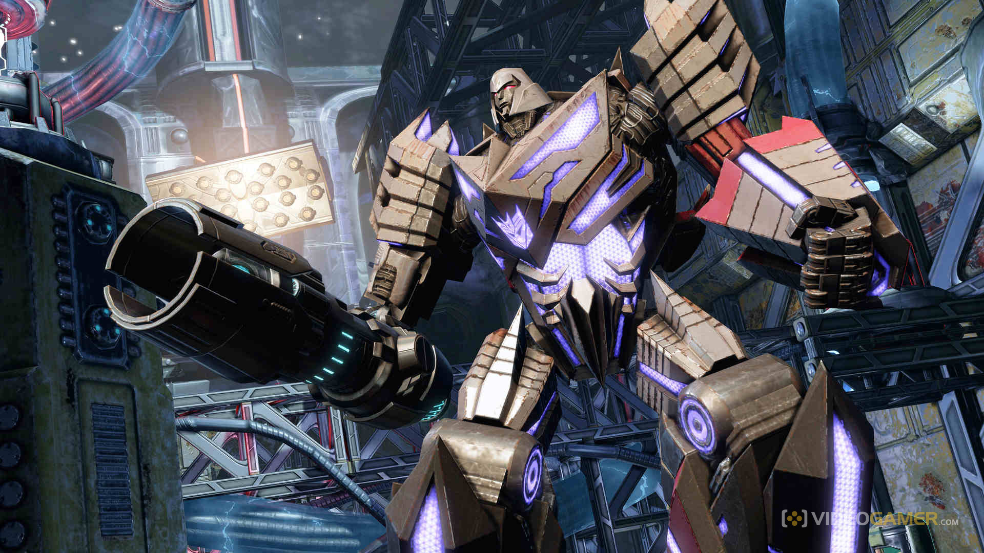 4 reasons to play transformers fall of cybertron eight and a half bit