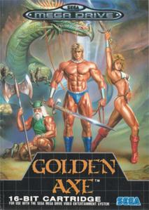 Golden Axe - Mega Drive