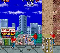 Ninja Gaiden - arcade