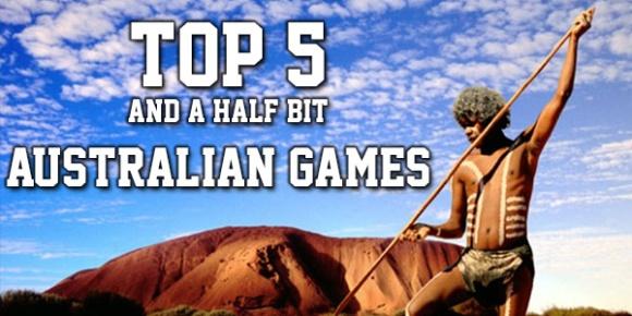 Aussie! Aussie! Aussie! Games! Games! Games!