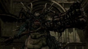 Dark Souls - Asylum Demon