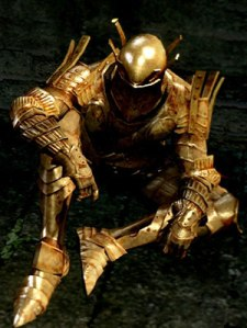 Dark Souls - Knight Lautrec