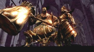 Dark Souls - Ornstein and Smough