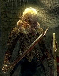 Dark Souls - parasite egg