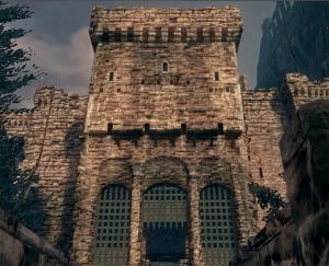 Dark Souls - Sen's Fortress