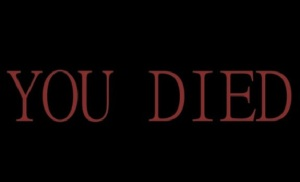 Dark Souls - You Died