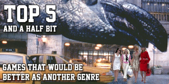Sex and the Kaiju