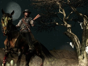 13 horror games - Red Dead Redemption - Undead Nightmare