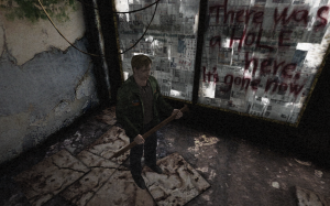 13 horror games - Silent Hill 2