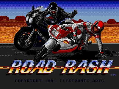 Road Rash 1