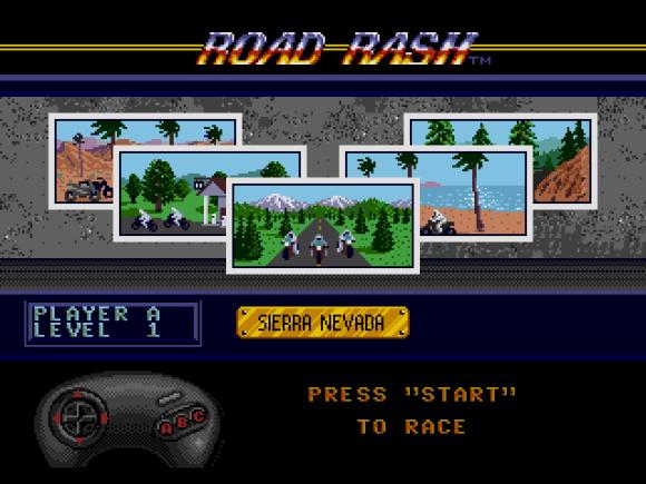 Road Rash 5