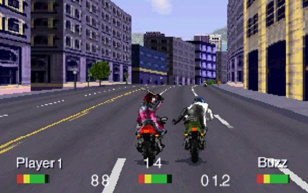 Motorcycle Racing Games Pc