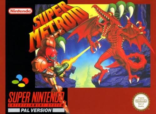 Super Metroid 1